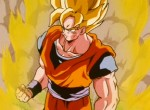 Son Goku en super guerrier