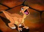 Plan te jeunesse le petit dinosaure et la vall e des merveilles - Petit pieds dinosaure ...