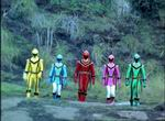 Power Rangers : Série 14 - Force Mystique - image 14