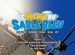 Le Secret du Sable Bleu