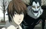 Death Note - Light et Ryuk