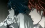 Death Note - L et Light