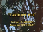 L'Antilope d'Or