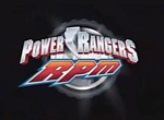 Power Rangers : Série 17 - RPM