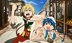 Magi : The Labyrinth of Magic - image 3