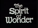 Spirit of Wonder (1992)