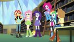 My Little Pony - Equestria Girls : Friendship Games - image 2
