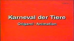 Le Carnaval des Animaux (<i>origami</i>)
