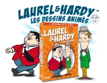 Laurel & Hardy en DVD